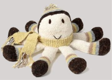 Free (Crochet) Pattern Friday! Octopus Amigurumi | Choly Knight | 516x720