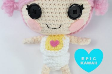 Free Lalaloopsy crochet pattern. The most awesome looking free one ... | 249x374