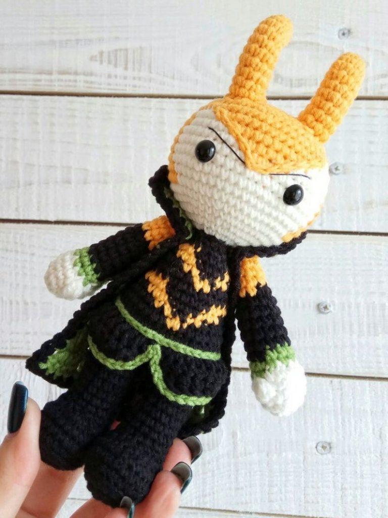 Batman Crochet Pattern Amigurumi   Etsy   1024x768