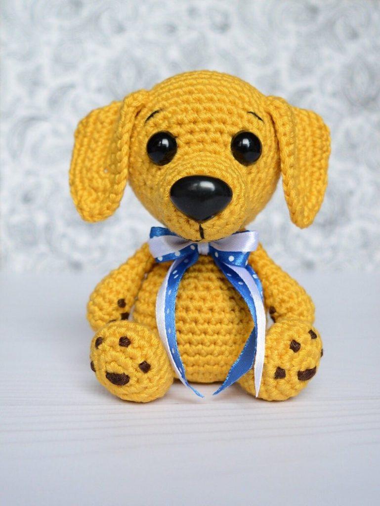 Dog Amigurumi Crochet Tutorial - YouTube | 1024x769