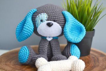 Amigurumi sweet dog pattern | Crochet dog patterns, Crochet toys ... | 504x756