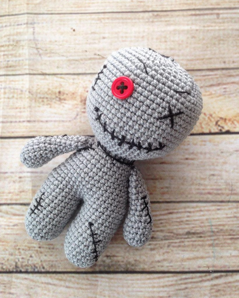 Ravelry: Zombie Amigurumi pattern by Lesley Wiltshire | 1024x820