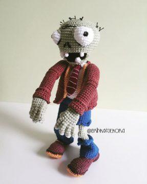 Halloween Zombies: Crochet Pattern Roundup! - AmVaBe Crochet   968x773