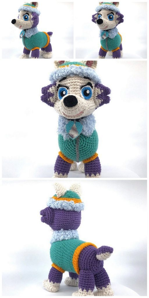 Ravelry: Cuddle Me Puppy pattern by Sharon Ojala | 1024x512